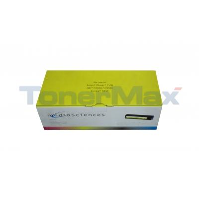 MEDIA SCIENCES TONER YELLOW FOR OKI C9300